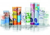 Laminate tubes for cosmetics